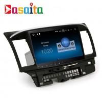 Штатное Головное устройство Mitsubishi Lancer EX, 10, GaLant, Fortis, Ispira  2 DIN 10.2' Android  HA2102
