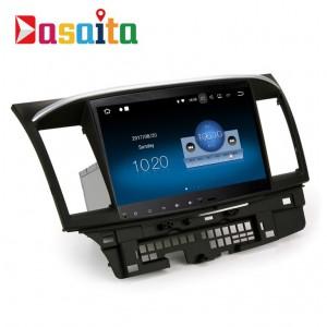 Штатное Головное устройство  Mitsubishi Lancer EX 10 GaLant Fortis Ispira  2 DIN 10.2' Android  HA2102