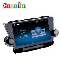 Штатное Головное устройство Toyota Highlander 2009-2012  2 DIN 10.2' Android  HA2107
