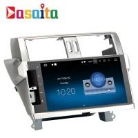 Штатное Головное устройство Toyota Prado 150 2014-2015 2 DIN 10.2' Android  HA2127