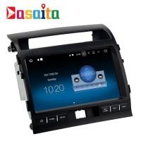 Штатное Головное устройство Toyota Land Cruiser 200  2008-2010 2 DIN 10.2' Android  HA2128