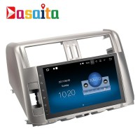 Штатное Головное устройство Toyota Prado 2010-2013 2 DIN 10.2' Android  HA2144