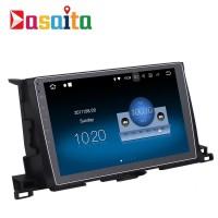 Штатное Головное устройство Toyota Highlander 2015  2 DIN 10.2' Android  HA5214