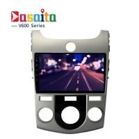 Штатное Головное устройство Kia Cerato Naza Forte 2009-2012 2 DIN 9' Android  HA5259