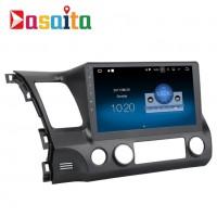 Штатное Головное устройство Honda Civic 2009-2011  2 DIN 10.2' Android  HA5338