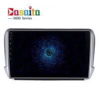 Штатное Головное устройство Peugeot 208 2008 2012-2016  2 DIN 10.2' Android  HA5404