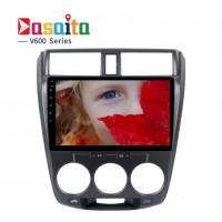 Штатное Головное устройство Honda City 2008-2012  2 DIN 10.2' Android  HA5405