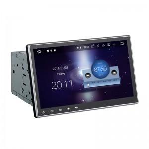 Головное устройство Универсальное  2 DIN 10.2' Android  DVD