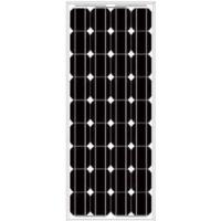 Монокристаллическая панель с ячейкой 125x125  50W